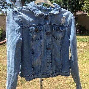 Marshall's Jean jacket
